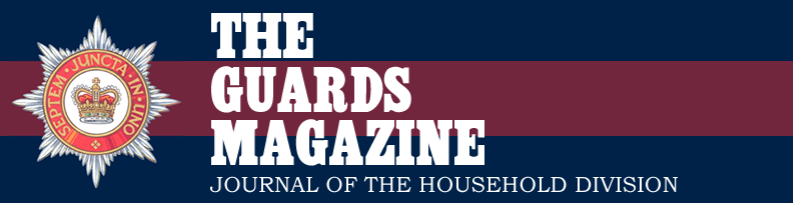 The Guards Magazine review